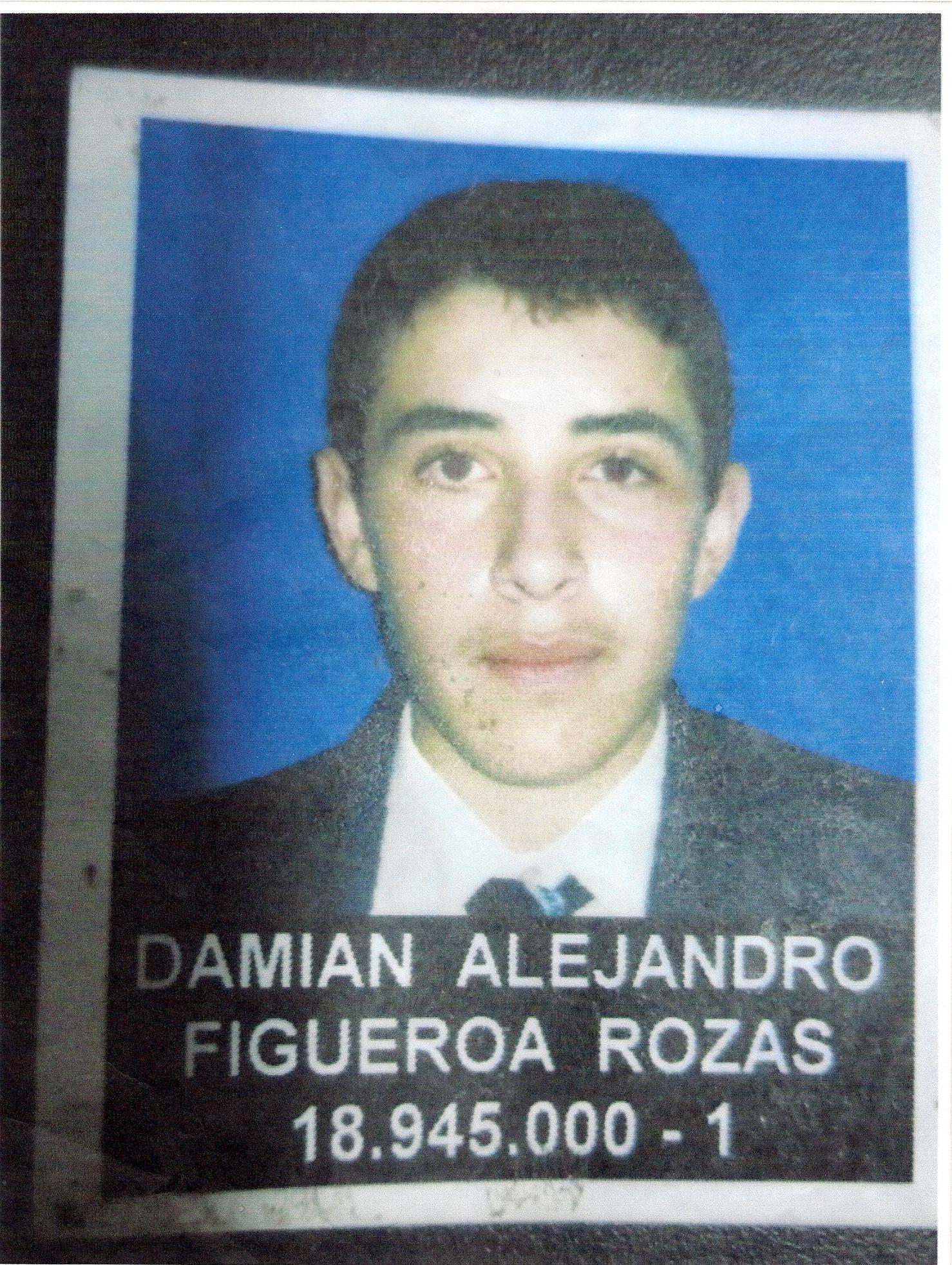 Damian Alejandro Figueroa Rozas