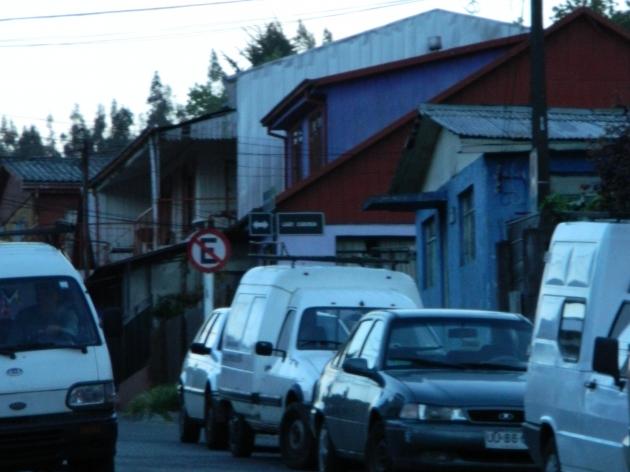 Siembran letreros no estacionar  | Liliana Rivero