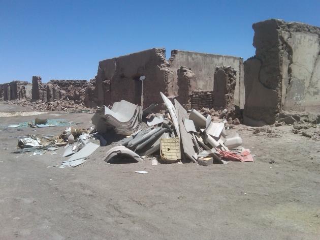 Ruinas Pampa Unión | Nelson Oyarzún
