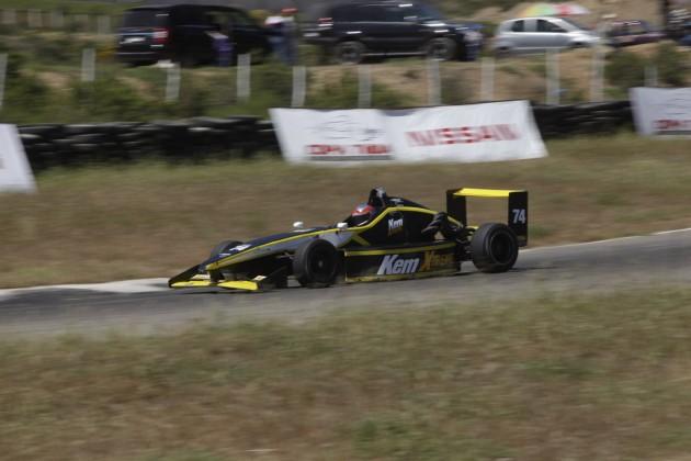 Prensa Fórmula 3