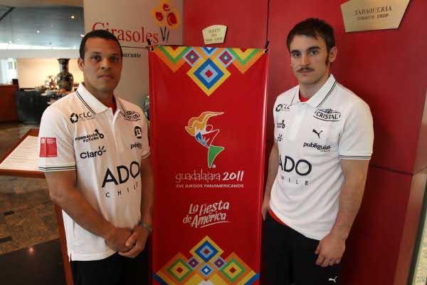 Yoel Gutiérrez y Tomás González | Mauricio Palma/ADO CHILE