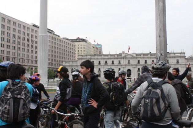 Cicletada por la Educación | Taís Martínez Villarroel