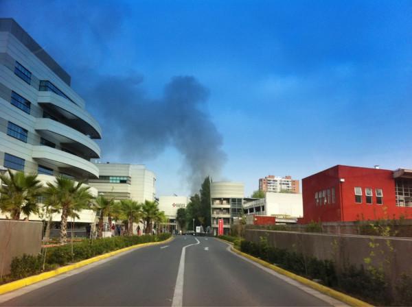 Incendio | Tito Quintino en Twitter