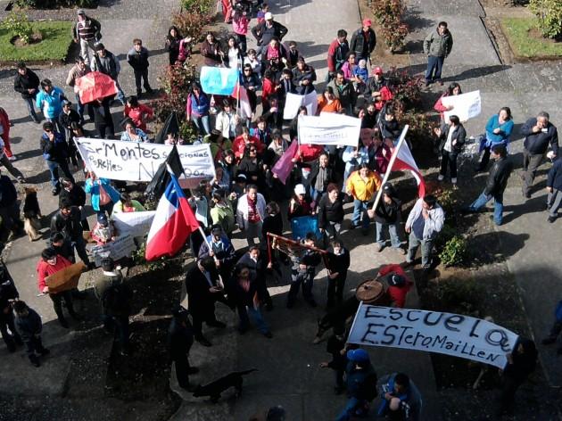 Manifestación | Mauricio Baeza