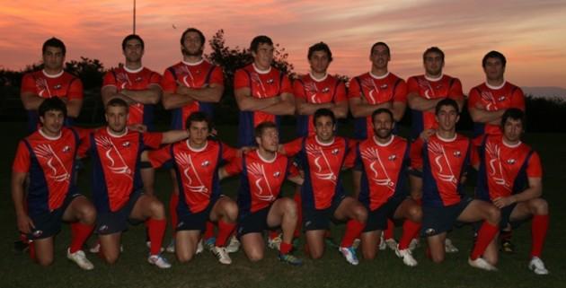 Selección de Seven a Side Chile 7