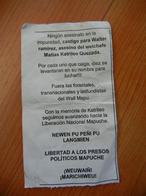 Panfleto UC Temuco