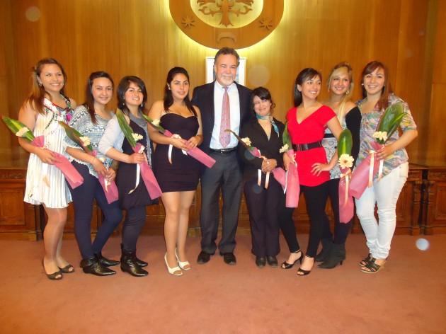 Prensa Municipio de Concepción
