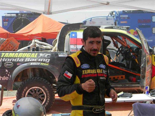 Javier Campillay | Tamarugal XC Honda Racing Team