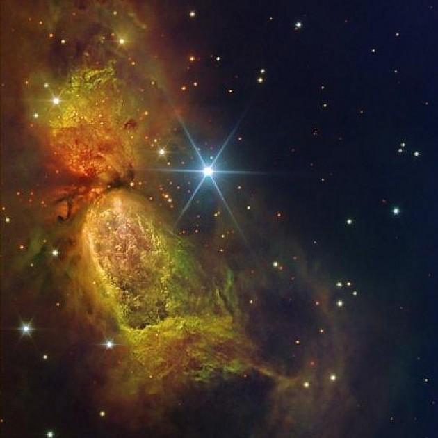 Nacimiento de una estrella | IAC