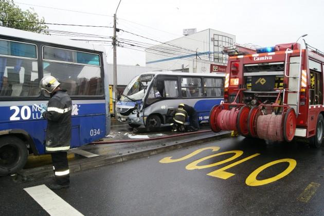 accidente   Marcelo Monsalve