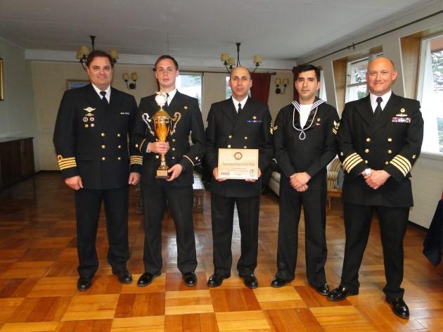 Armada de Chile | Comunicado de prensa