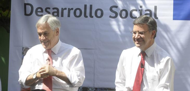 Piñera y Lavín | Presidencia de la República