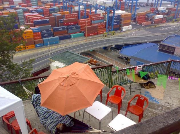 Valparaíso en la previa a Año Nuevo   Ricardo Veliz
