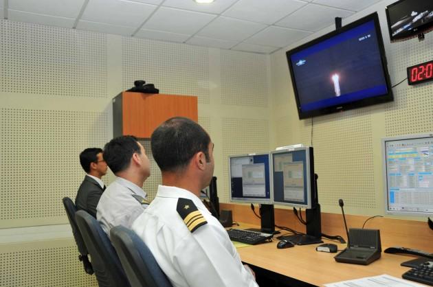 Monitoreo de la FACh a lanzamiento | FACh.cl