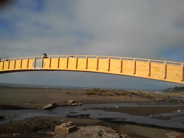 Puente previo a su caída | Mané Rodríguez | @manerod1
