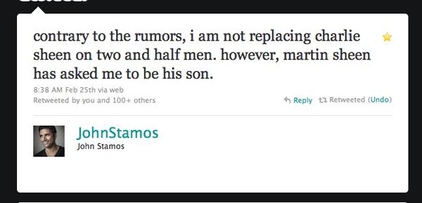 @JohnStamos