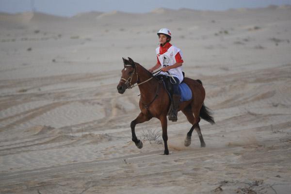 Benjamin Boetsch | Awhadba stables/Gentileza Francisco Boetsch