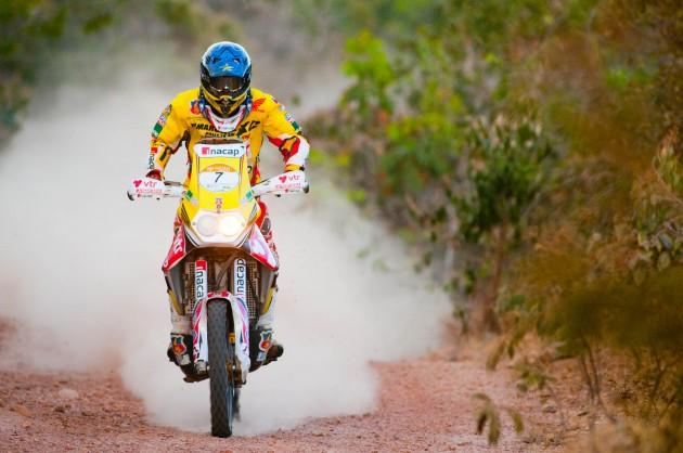 Felipe Prohens | Prensa Tamarugal XC Honda Racing
