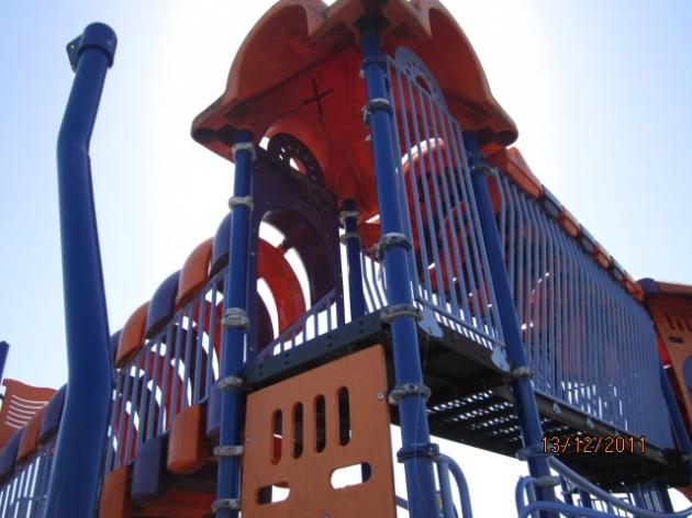 Peligro para niños en juegos | Leonardo Moncada