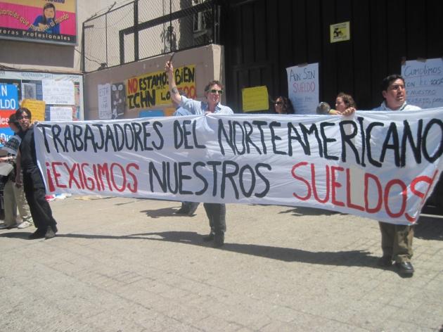 Norteamericano sin sueldo | Alana Wesley