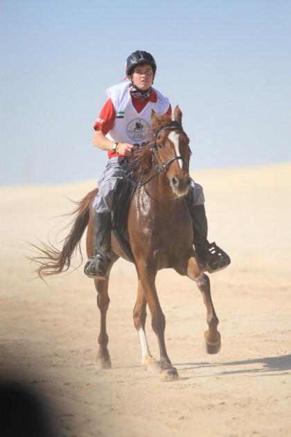 José Antonio Vicente | Awhadba stables/Gentileza Francisco Boetsch