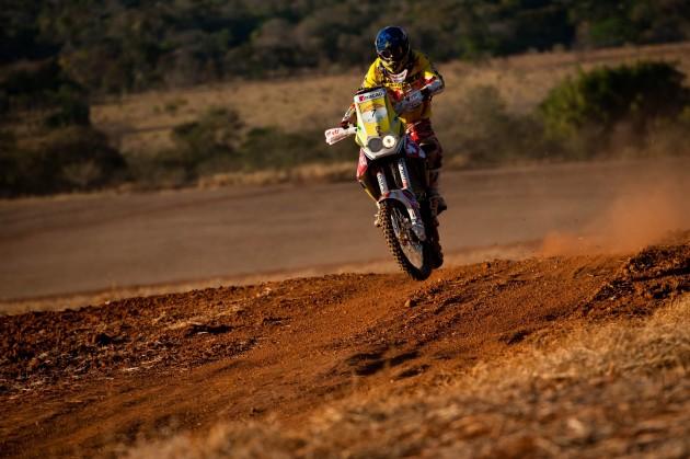 Jaime Prohens | Prensa Tamarugal XC Honda Racing