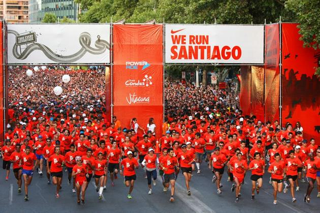 Organización 10K We Run Santiago (Oficial)