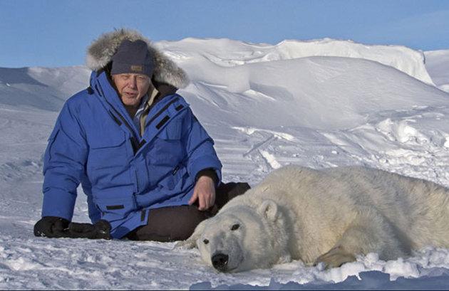 David Attenborough en el documental | BBC
