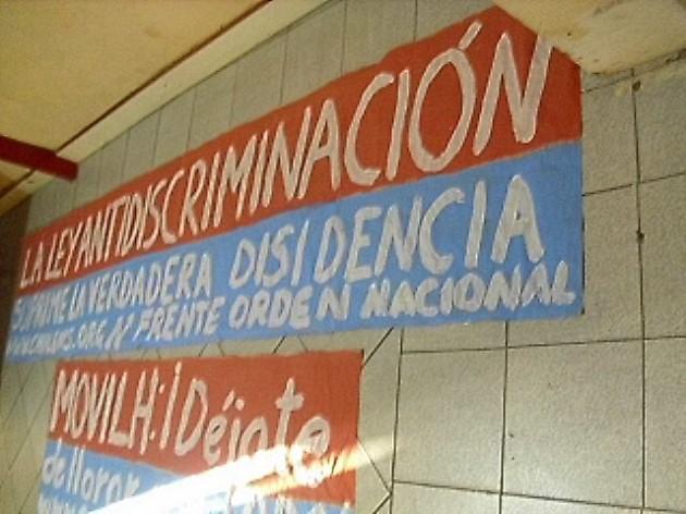 Lienzo del FON sobre Ley Antidiscriminación