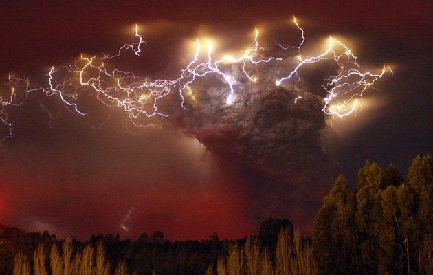 Erupción Cordón Caulle | Reuters