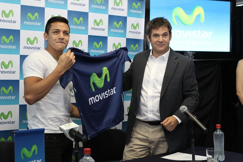 Alexis Sánchez | Movistar