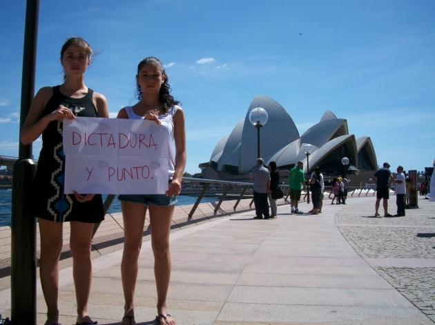 Manifestación  | Javiera Quezada Silva