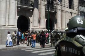 Imagen:Protesta | Francisco Ovalle (RBB)