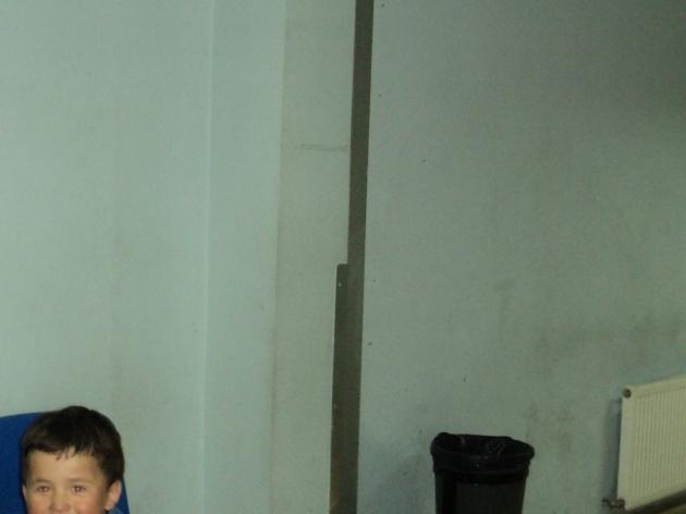 nuevas instalaciones del hospital de lota se pasa la lluvia | sebastian