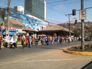 Protesta San Antonio | Karla Castañeda
