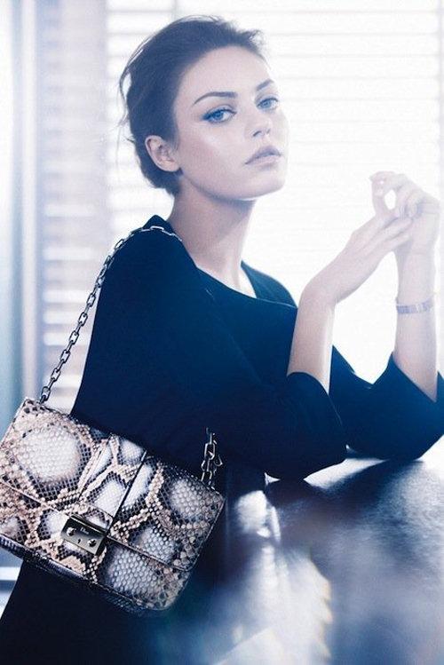 Mila Kunis | Dior