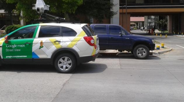 Google StreetView en Concepción | Marcelo Saldaña