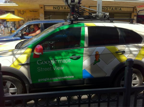 Google Streer View en Concepción | @Gonzalinho_ en Twitter