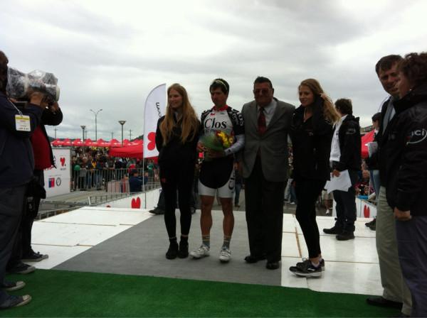 Luis Mansilla | Vuelta Chile