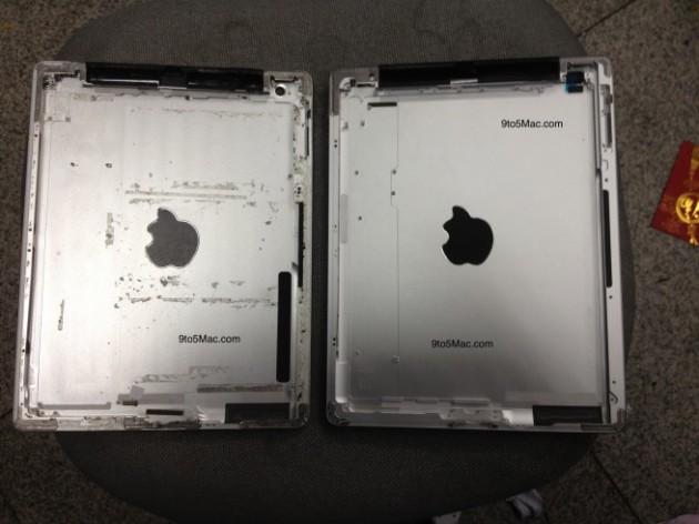 El supuesto iPad 3 según 9to5mac