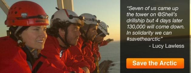 Arctic Action | Greenpeace.com