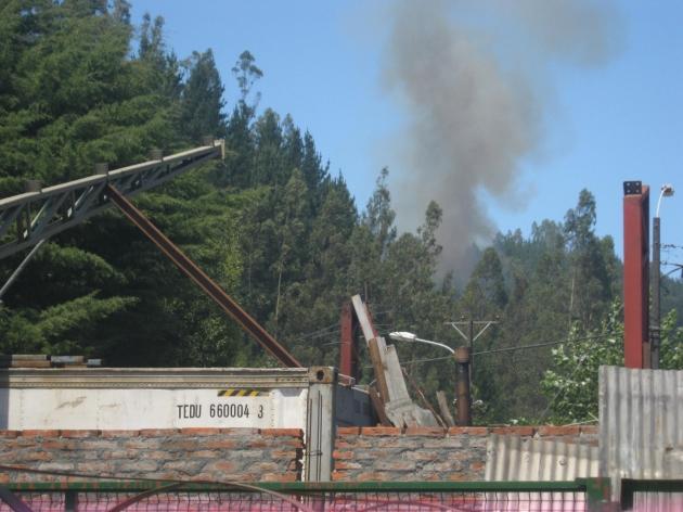Incendio en Palomares | Alfonso López