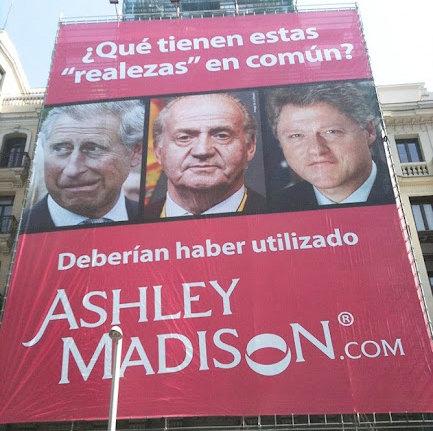 Otro polémico aviso | Ashley Madison
