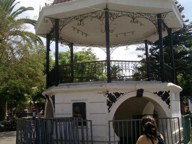 Monumentos Nacionales en abandono| Manuel Vega Alvarez