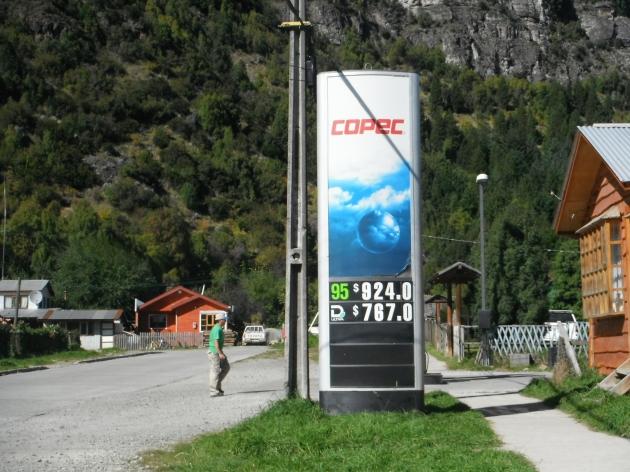 Precio del Combustible | Pablo Schlegel