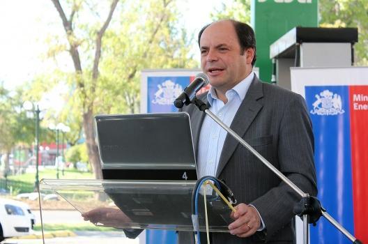 Ministro Rodrigo Álvarez