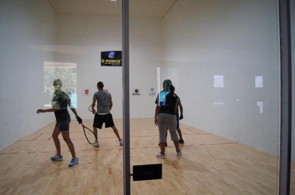Prensa Torneo Panamericano de Racquetball