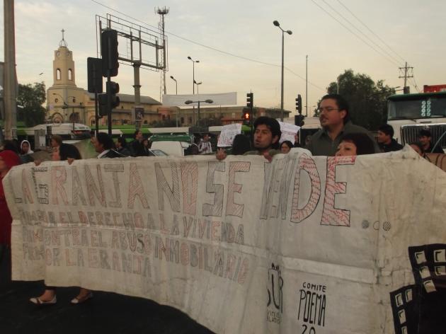 Vecinos de la Granja marchan por sus viviendas | Laura Aranguez