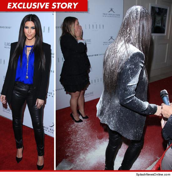 El ataque a Kardashian   TMZ