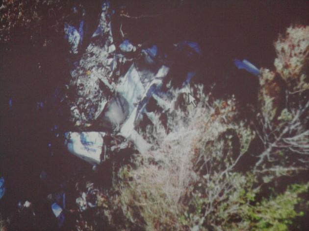 Lugar del accidente | PDI de Puerto Montt